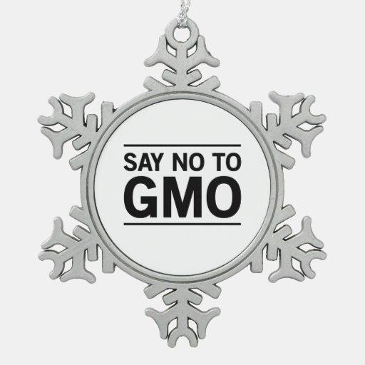 Diga no a GMO Adorno
