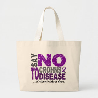 Diga NO a la enfermedad 1 de Crohns Bolsas