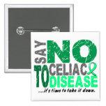 Diga NO a la enfermedad celiaca 1 Pin