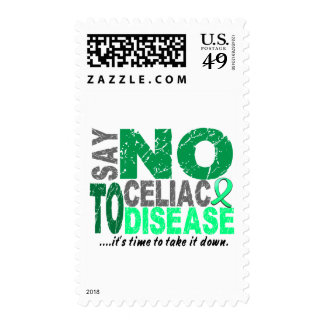 Diga NO a la enfermedad celiaca 1 Sellos