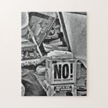 Diga NO a la guerra Puzzles Con Fotos