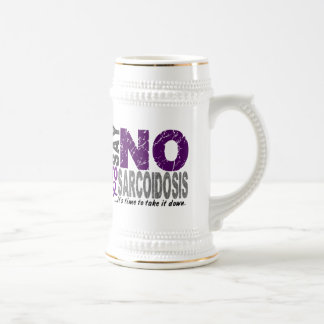 Diga NO a la sarcoidosis 1 Taza De Café