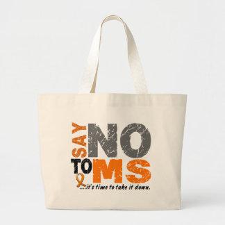 Diga NO a ms 1 Bolsa De Mano