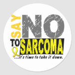 Diga NO al sarcoma 1 Etiquetas