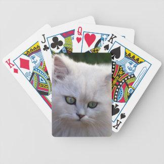 Diga qué gatito baraja de cartas