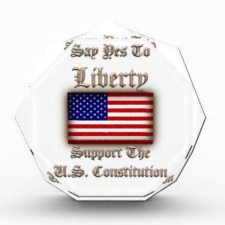 Diga sí a la libertad