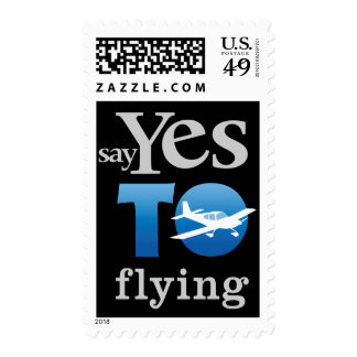 Diga sí a volar sellos