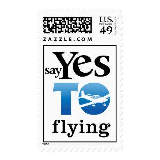 Diga sí a volar envio