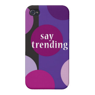 """Diga tender "" iPhone 4/4S Carcasa"