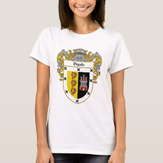 Digalo Coat of Arms/Family Crest T-Shirt