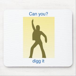 Digg Mousepad