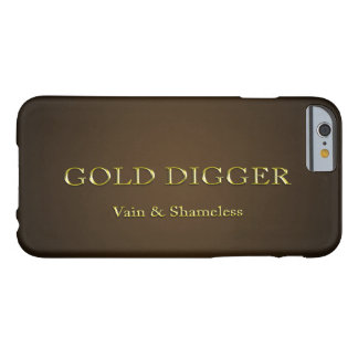 digger applied barely there iPhone 6 case