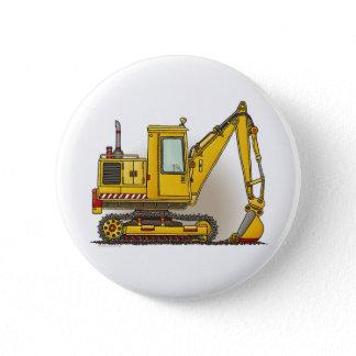 Digger Shovel Button Pin