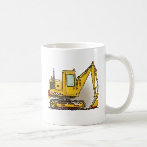 Digger Shovel Coffee Mug
