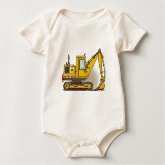 Digger Shovel Infant Creeper