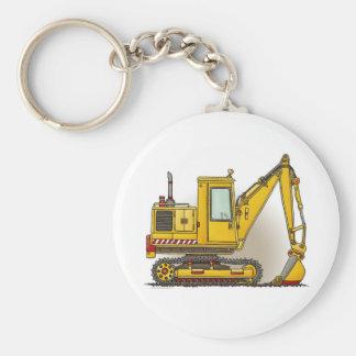 Digger Shovel Key Chain