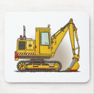 Digger Shovel Mouse Pad