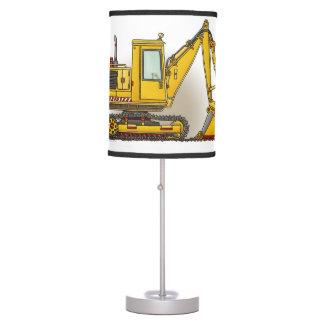 Digger Shovel Table Lamp