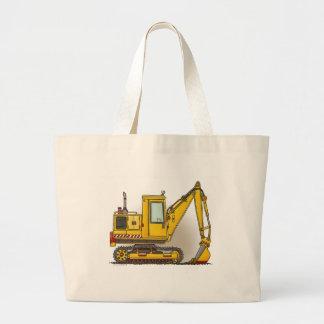 Digger Shovel Tote Bag