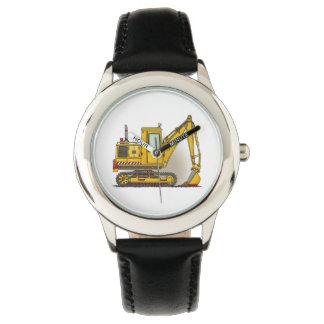 Digger Shovel Wristwatch