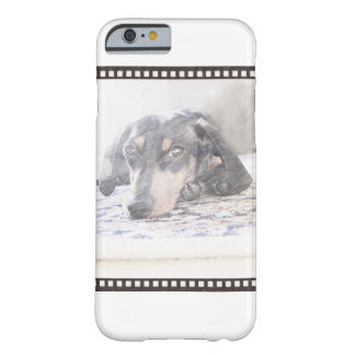 Digger Sketch Barely There iPhone 6 Case