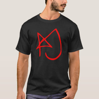 Digging Aly Jayne (Red) T-Shirt