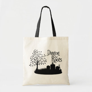 Digging For Roots Budget Tote Bag