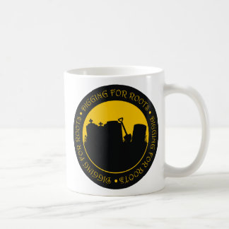 Digging For Roots Coffee Mug