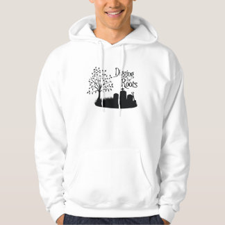 Digging For Roots Hooded Pullovers