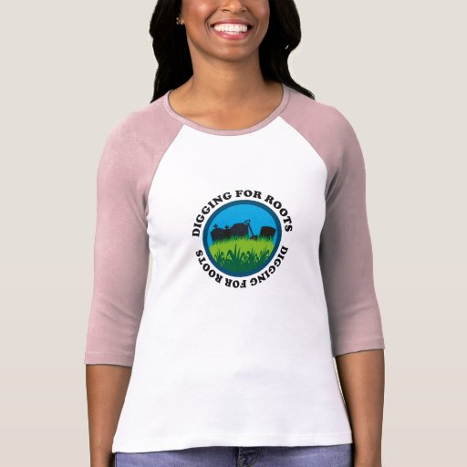 Digging For Roots T Shirts