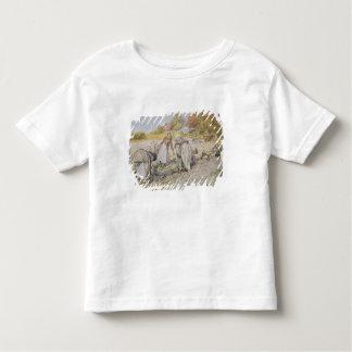 Digging Potatoes, 1905 Toddler T-shirt