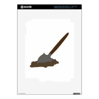 Digging Spade Skins For iPad 3