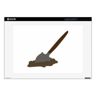 Digging Spade Skin For Laptop