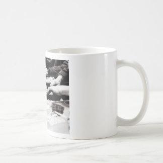 DIGGING THE CRATES COFFEE MUG