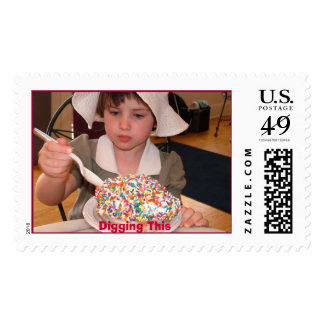 Digging This Postage