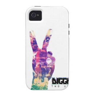Diggy Two Up iPhone 4/4S Cover