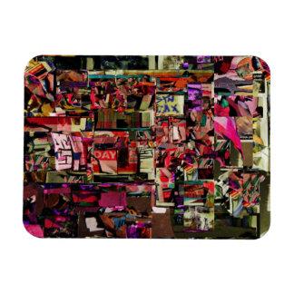 Digi Art Collage yo Magnet