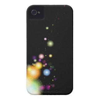 digi negro iPhone 4 Case-Mate coberturas