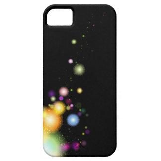 digi negro iPhone 5 funda