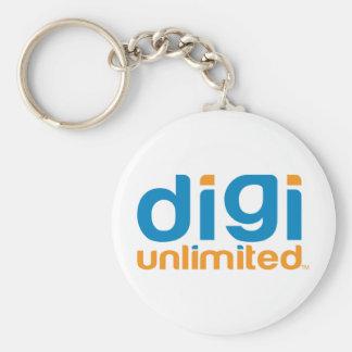Digi Unlimited Keychain