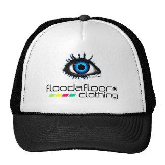 Digial Insomnia Exploding Eye Cap Trucker Hat
