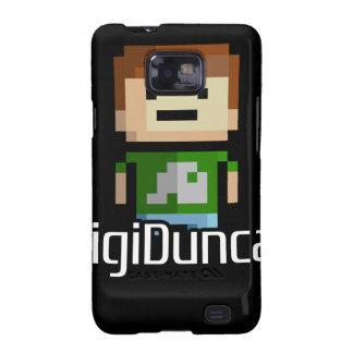 DigiDuncan Avatar (Dark) Samsung Galaxy SII Cases