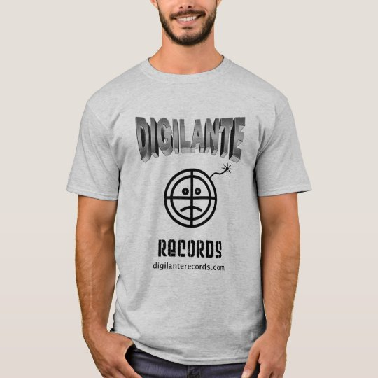 Digilante Logo - Black T-Shirt