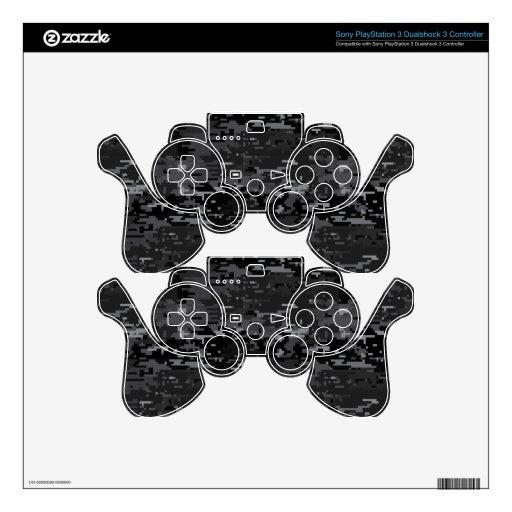 Digitaces Camo Mando PS3 Skins