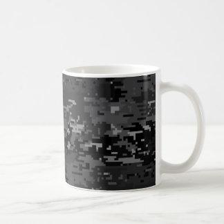 Digitaces Camo Taza De Café