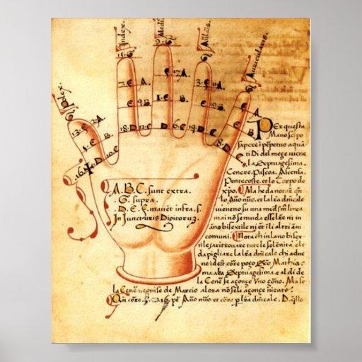 Digitaces Comput: Matemáticas medievales Posters