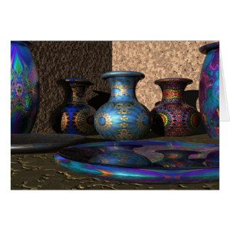 Digitaces Marrakesh Tarjeta De Felicitación