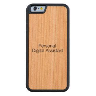 Digitaces personales Assistant.ai Funda De iPhone 6 Bumper Cerezo