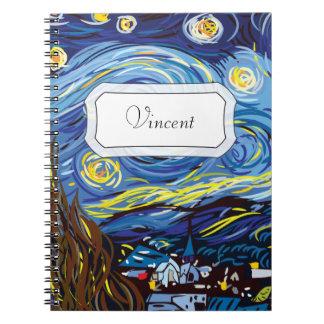 Digitaces Van Gogh Libreta