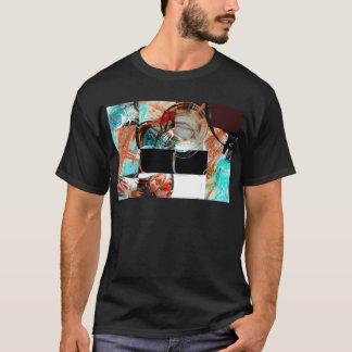 Digital Abstract Artwork T-Shirt
